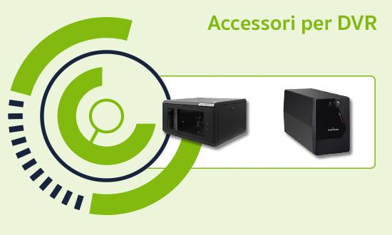 Accessori per DVR
