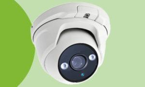 Telecamera dome 2.8-12 mm AHD 4.0 Megapixel
