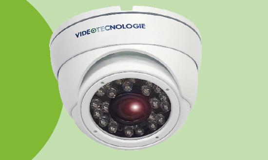 Telecamera dome 3.6 mm AHD 4.0 Megapixel