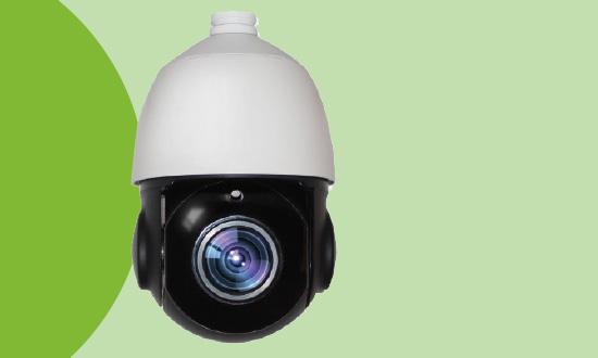 Telecamera Speed Dome 10X (5-50 mm) AHD 2.0 Megapixel IR