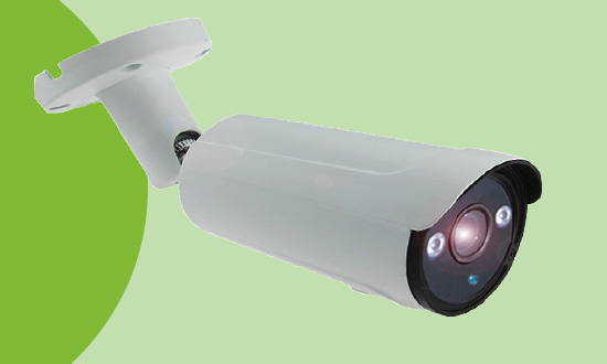 Telecamera bullet 2.8-12 mm AHD 2.0 Megapixel motorizzata WDR 4in1