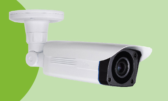 Telecamera bullet Starlight 2.8-12 mm AHD 2.0 Megapixel motorizzata