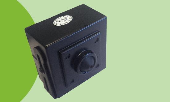 Telecamera 3.7 mm pinhole AHD 2.0 Megapixel 4in1