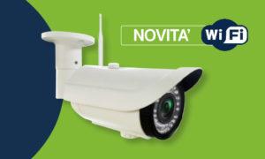 telecamere IP WIFI