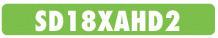 IMX322 + 2441H, 8 led array -100 mt, ottica AUTOFOCUS 3.0 MP, COAX, Pelco, AHD